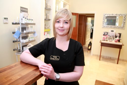 Catriona Geaghan Vanity Beauty Rooms Beauty Salon Oranmore Galway