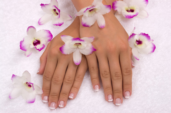Nail care at Vanity Beauty Rooms Beauty Salon Oranmore Galway