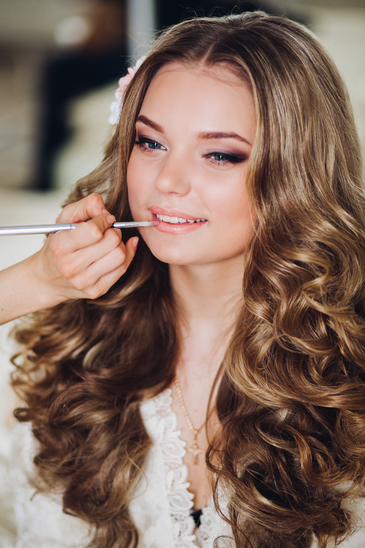 Bridal makeup beauty salon Vanity Beauty Rooms Oranmore Galway