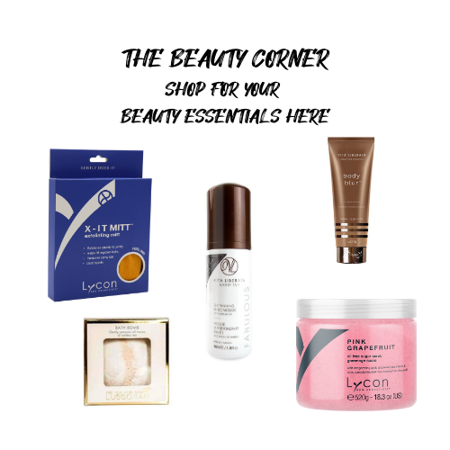 The Beauty Corner Products